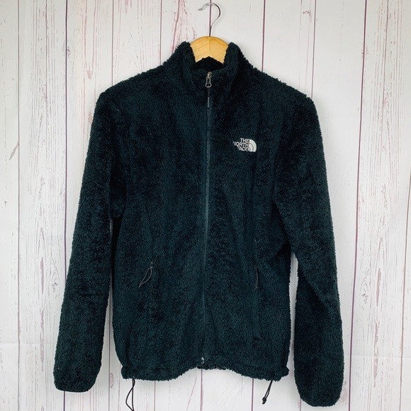 The North Face Jackets & Blazers - North Face Women's Fleece Black Jacket Size Medium